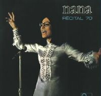 Cover Nana Mouskouri - Récital 70