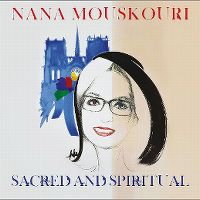 Cover Nana Mouskouri - Sacred And Spiritual
