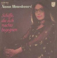 Cover Nana Mouskouri - Schiffe, die sich nachts begegnen
