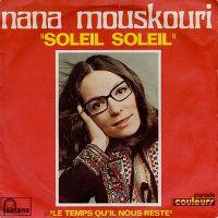 Cover Nana Mouskouri - Soleil soleil