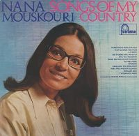 Cover Nana Mouskouri - Songs Of My Country