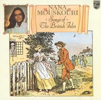 Cover Nana Mouskouri - Songs Of The British Isles