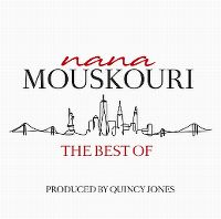 Cover Nana Mouskouri - The Best Of - Produced By Quincy Jones