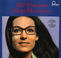 Cover Nana Mouskouri - The Exquisite Nana Mouskouri