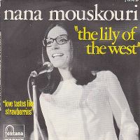 Cover Nana Mouskouri - The Lily Of The West