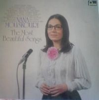 Cover Nana Mouskouri - The Most Beautiful Songs