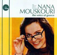Cover Nana Mouskouri - The Voice Of Greece