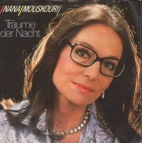 Cover Nana Mouskouri - Träume der Nacht