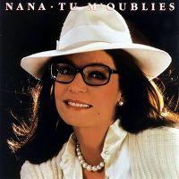 Cover Nana Mouskouri - Tu m'oublies