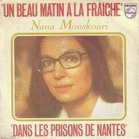 Cover Nana Mouskouri - Un beau matin à la fraîche