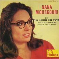 Cover Nana Mouskouri - Un homme est venu