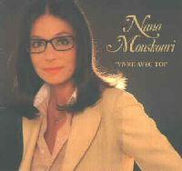 Cover Nana Mouskouri - Vivre avec toi
