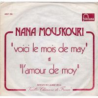 Cover Nana Mouskouri - Voici le mois de may