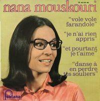 Cover Nana Mouskouri - Vole vole farandole