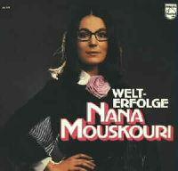 Cover Nana Mouskouri - Welterfolge