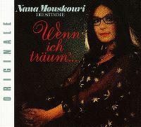 Cover Nana Mouskouri - Wenn ich träum'...