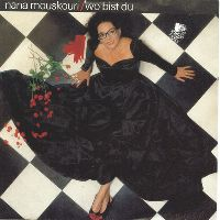 Cover Nana Mouskouri - Wo bist du