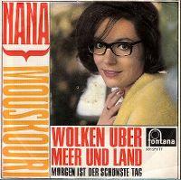 Cover Nana Mouskouri - Wolken über Meer und Land