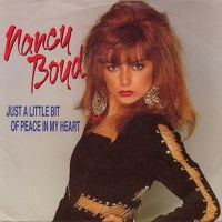Cover Nancy Boyd - Just A Little Bit Of Peace In My Heart