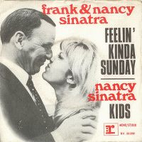 Cover Nancy & Frank Sinatra - Feelin' Kinda Sunday