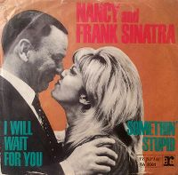 Cover Nancy & Frank Sinatra - Somethin' Stupid