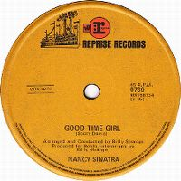 Cover Nancy Sinatra - Good Time Girl