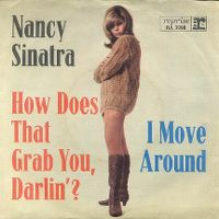 Cover Nancy Sinatra - How Does That Grab You, Darlin'?