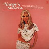 Cover Nancy Sinatra - Nancy's Greatest Hits - With A Little Help From Her Friends