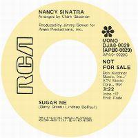 Cover Nancy Sinatra - Sugar Me
