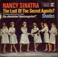 Cover Nancy Sinatra - The Last Of The Secret Agents