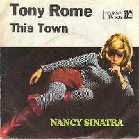 Cover Nancy Sinatra - Tony Rome