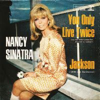 Cover Nancy Sinatra - You Only Live Twice