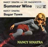 Cover Nancy Sinatra & Lee Hazlewood - Summer Wine