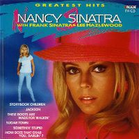 Cover Nancy Sinatra with Frank Sinatra & Lee Hazlewood - Greatest Hits