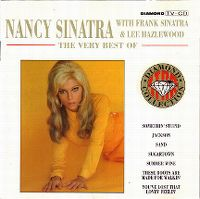 Cover Nancy Sinatra with Frank Sinatra & Lee Hazlewood - The Very Best Of (Diamond Collection)