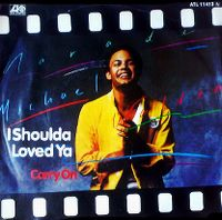 Cover Narada Michael Walden - I Shoulda Loved Ya