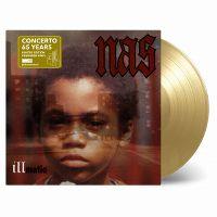 Cover Nas - Illmatic