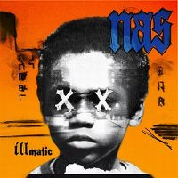 Cover Nas - Illmatic XX