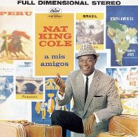 "Cover Nat ""King"" Cole - A mis amigos"