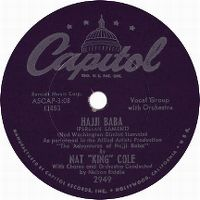 "Cover Nat ""King"" Cole - Hajji Baba (Persian Lament)"