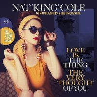 """Cover Nat """"King"""" Cole - Love Is The Thing / The Very Thought Of You"""