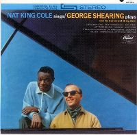 "Cover Nat ""King"" Cole - Nat King Cole Sings / George Shearing Plays"