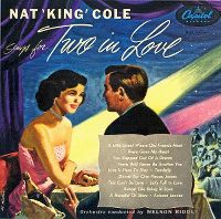 "Cover Nat ""King"" Cole - Sings For Two In Love"
