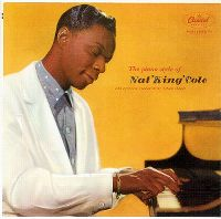 "Cover Nat ""King"" Cole - The Piano Style Of Nat King Cole"