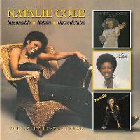 Cover Natalie Cole - Inseparable / Natalie / Unpredictable