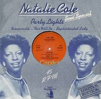 Cover Natalie Cole - Party Lights