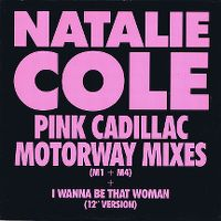 Cover Natalie Cole - Pink Cadillac