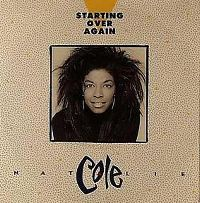 Cover Natalie Cole - Starting Over Again
