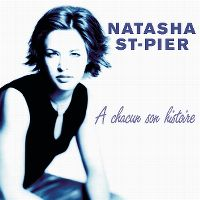 Cover Natasha St-Pier - À chacun son histoire