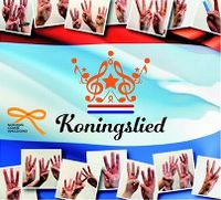 Cover Nationaal Comité Inhuldiging - Koningslied